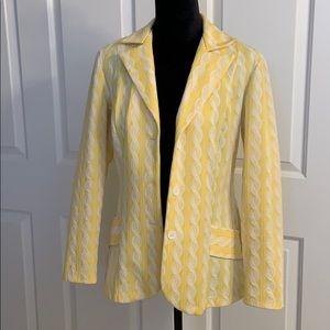 Vintage blazer , retro